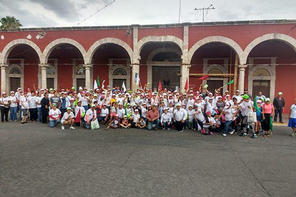 Es altamente gratificante sentir el apoyo de la gente: Mony Bailón