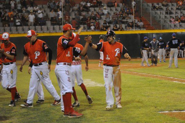Parral por su tercera serie del Campeonato Estatal de Beisbol