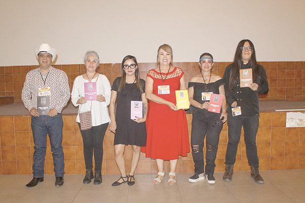 Sexto encuentro de escritores parralenses