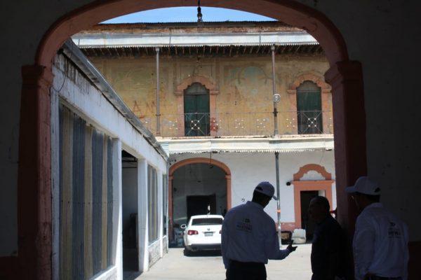 José Luis Martínez rescatará construcciones históricas que están olvidadas