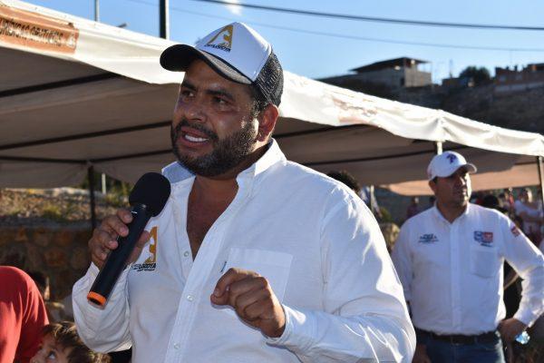 Anuncia Lozoya abrir al tráfico vehicular el puente Calicanto