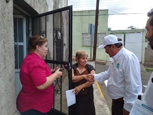 Ofrece Alfredo Salayandía que el transporte público sea gratuito para adultos mayores