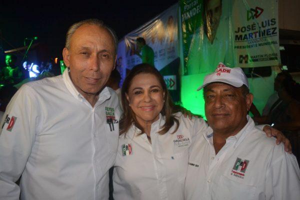 No veo a López Obrador como un fenómeno, sino como un riesgo para el país: Graciela Ortiz