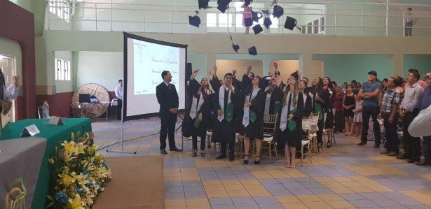 Egresa la UTP en su Unidad Académica Río Balleza nuevos profesionistas