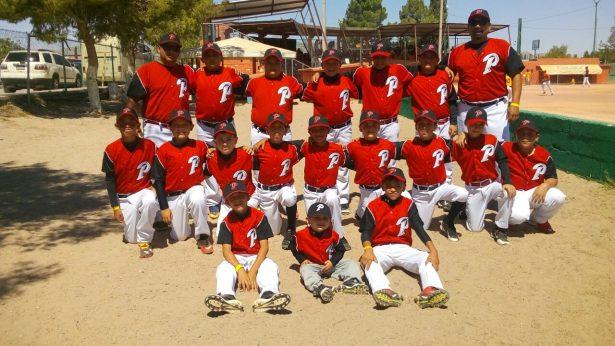 Mineritos de Parral con el pie derecho en el estatal de beisbol 9-10 años
