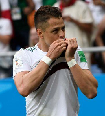 México ve de cerca los octavos de final en Rusia 2018