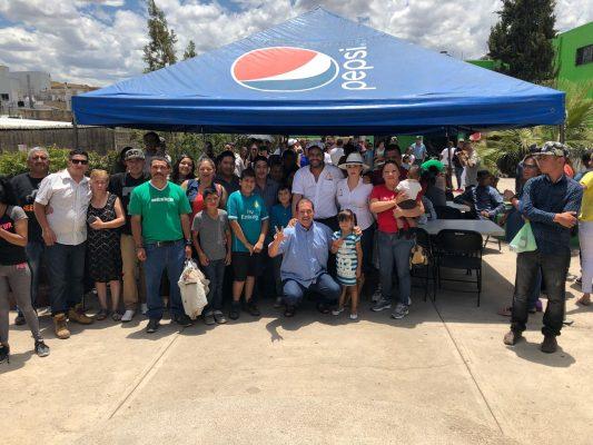 Festeja Alfredo Lozoya el Día del Padre con tres actividades