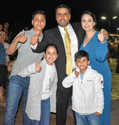 """Anuncia Alfredo Lozoya su cierre de Campaña; vendrá Saúl """"El Jaguar"""""""