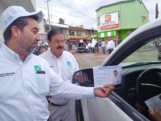 """""""Que gobiernos entrantes continuén proyectos de pasadas administraciones"""": Alfredo Salayandía"""