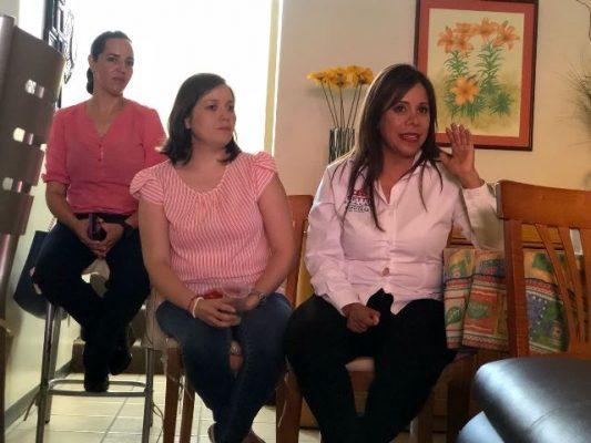 Betty Chávez: sumando voluntades