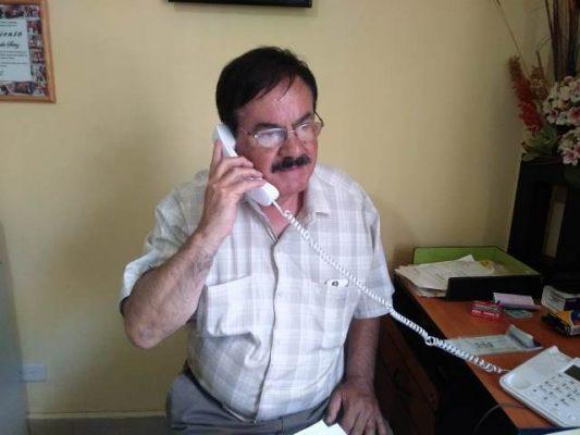 Propone Alfredo Salayandía regular sueldos a presidente municipales y síndicos mediante tabuladores salarial