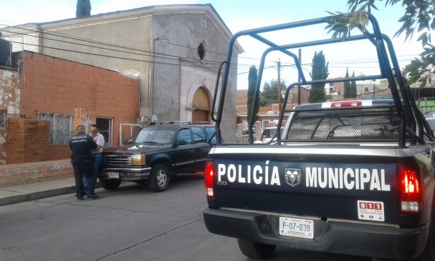Amantes de lo ajeno se meten a robar a Parroquia de la Colonia Juarez