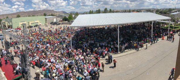 Aceptan y apoyan proyecto priista de Medina y Carmona en Balleza