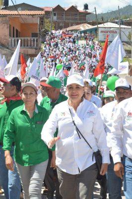 GRACIELA ORTIZ GESTIONARÁ AGUA Y ELECTRIFICACIÓN A COMUNIDADES DE GUADALUPE Y CALVO
