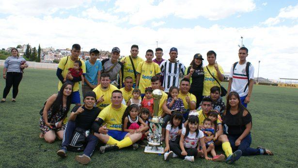 Campeón Los Carrizos en tercera fuerza de la LMF