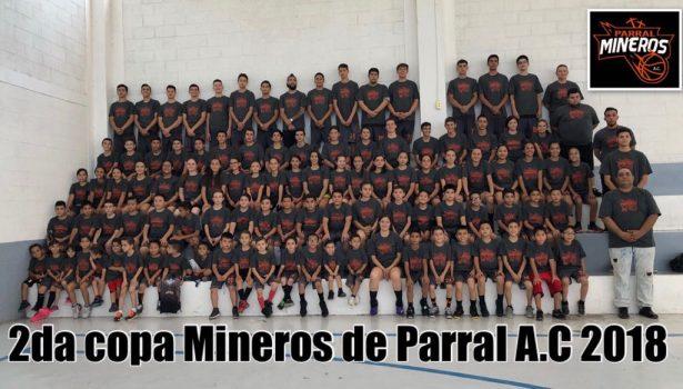 II Copa Mineros de Basquetbol este fin de semana en nuestra ciudad