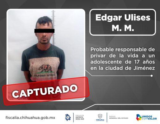 Detuvieron al presunto homicida de un joven originario de Puebla