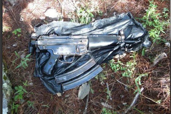 Asegura la Sedena ametralladora en la comunidad de Cerro Solo
