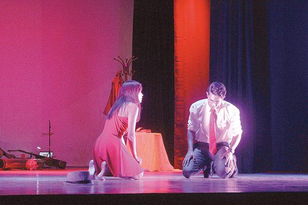 Circo, libros y teatro para Parral