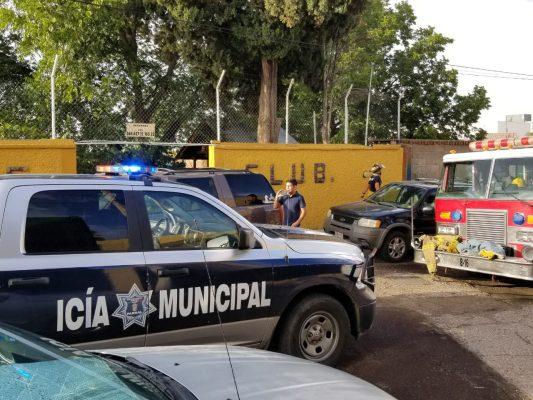 Fuga de gas en fiesta familiar; una persona resultó intoxicada