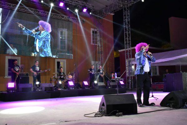 Entre risas y carcagadas, Platanito Show, concluye eventos del Foro Villista