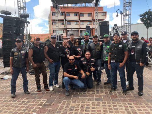 Agradecen motociclistas apoyo decidido de municipio.