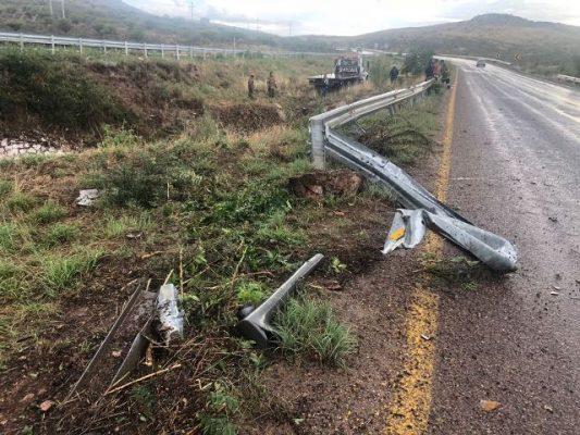 Identificadas cada una de las personas lesionadas en el accidente de la carretera Parral-Jiménez