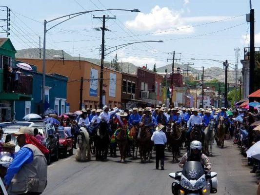 [Galería] Recorre la Cabalgata Villista número 23 las calles del centro de la ciudad