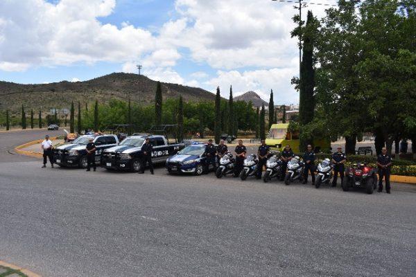 Aplican acciones de prevención en motociclistas para evitar accidentes