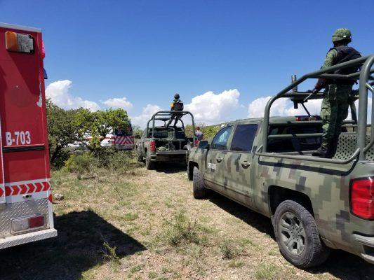 """Concluyen la búsqueda de la supuesta aeronave desplomada cerca del """"Club Campestre"""""""