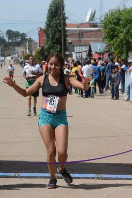 Laura Oroz y Rerimoi Barsitei los ganadores de los 21 kilómetros