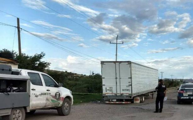 Roban 4 autos blindados de la PGR; abandonan 2 en rúa a Cuauhtémoc