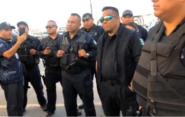 Rebelión en la Comision Estatal de Seguridad