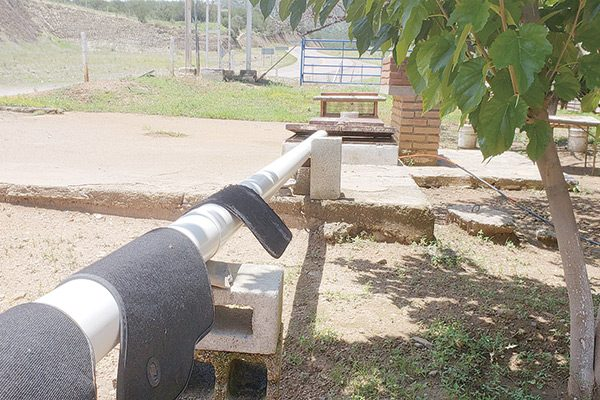 Escasea agua en Casita