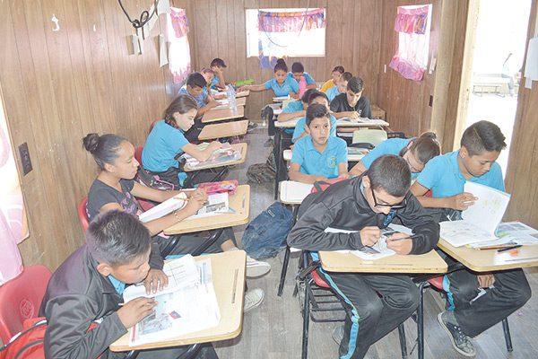 Hoy inician clases  30,500 alumnos con el Nuevo Modelo Educativo