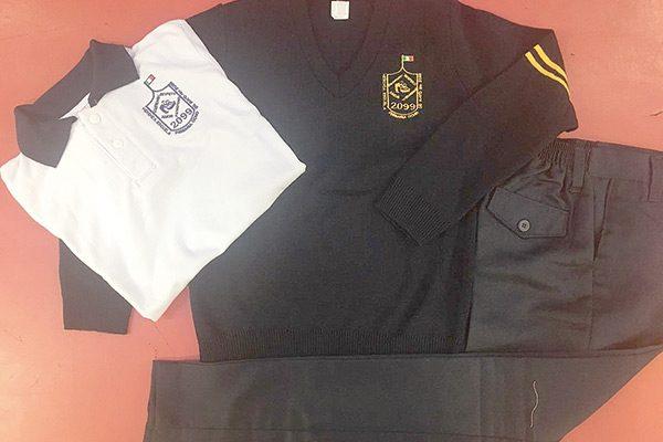 Gran entrega de uniformes y calzado escolar el próximo lunes