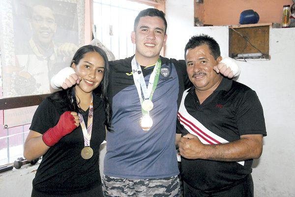 Por falta de apoyo boxeadores parralenses podrían no asistir al Campeonato Nacional