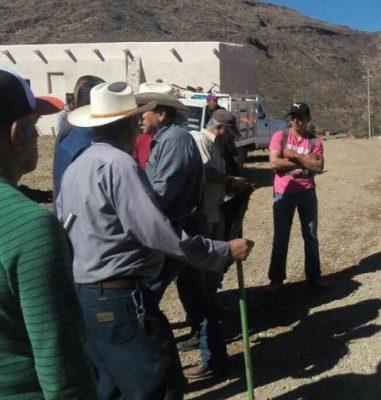 Este viernes entregan programa 65 y Más en la zona rural