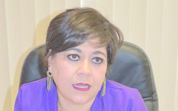 Larisa Franco, directora del DIF municipal