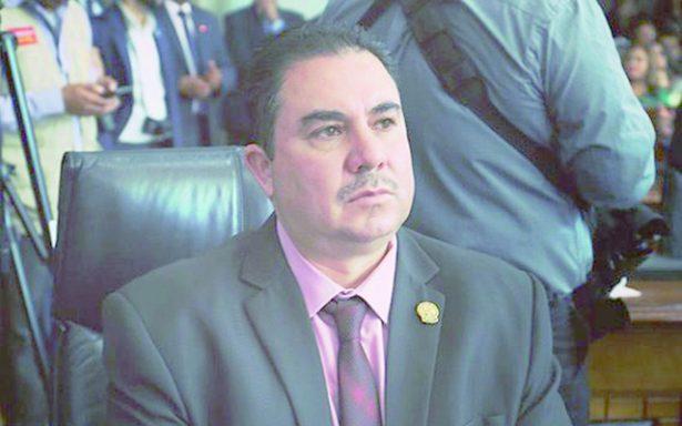 Monto de 3%, lo que policías guardarían para su fondo de ahorro: Arturo Parga