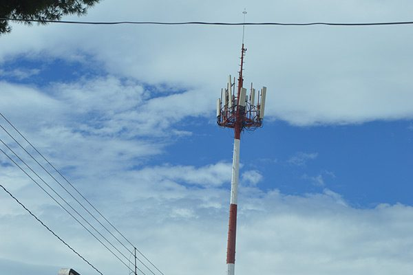 Antenas, en lugares prohibidos