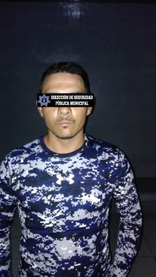 """Asalta con pistola de postas, se lleva un """"jugoso"""" botín de 350 pesos"""