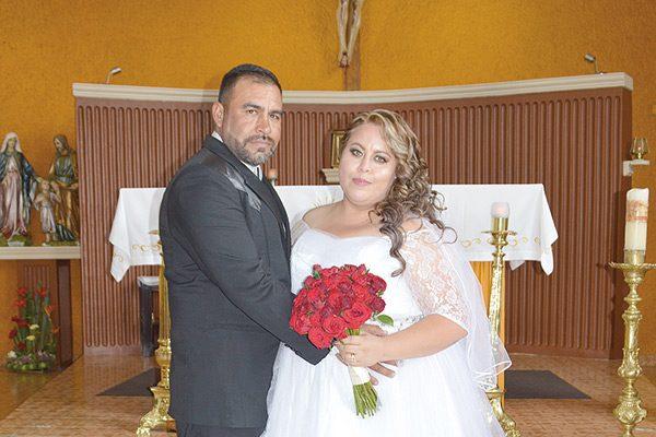 Se Unen en matrimonio