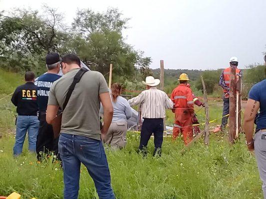 Gambusino cae a un tiro de mina en Santa Bárbara