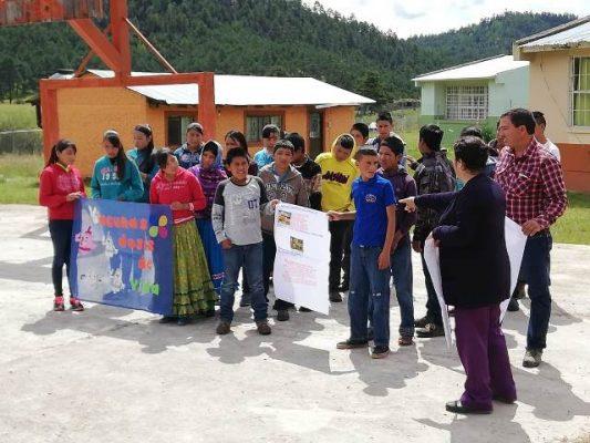 IMSS prospera participa en semana nacional de salud de la adolescencia