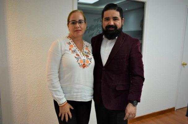 Se designa a la profesora, Luz María Aguirre, al frente de la Instancia de la Mujer