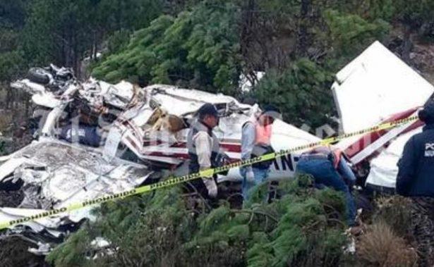 """Muere en Puebla el Parralense Alfonso """"Houston"""" Jiménez, tras desplomarse la avioneta que pilotaba"""