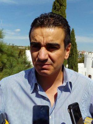 Condena el presidente estatal de FICOSEC la agresión cometida en contra de Uriel Loya Deister
