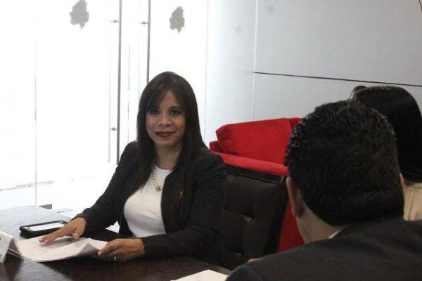 Instala Betty Chávez Mata Comisión de Ciencia y Tecnología en Congreso