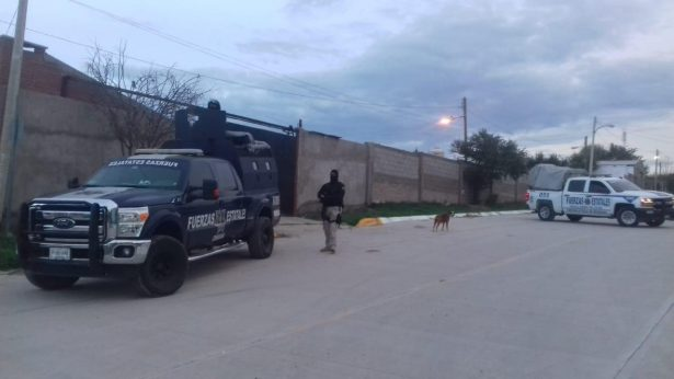 Encuartelan a municipales de Matamoros durante el operativo de la CES